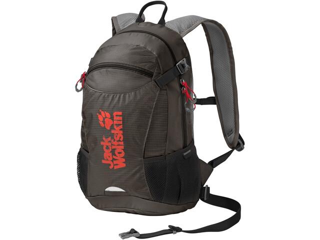 Jack Wolfskin Velocity 12 Backpack brownstone